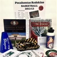 We print a wide array of products for schools and athletic teams: handbooks, posters, schedule cards, car decals, banners, sports programs, athletic programs, fundraiser coupons, and more!