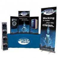 Let us help you with all of your trade show needs! From displays, to handouts and promo items, we've got you covered.