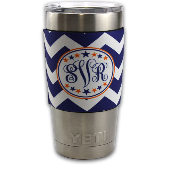 [Image: Add some color to your Yeti with a Yeti hugger. ]